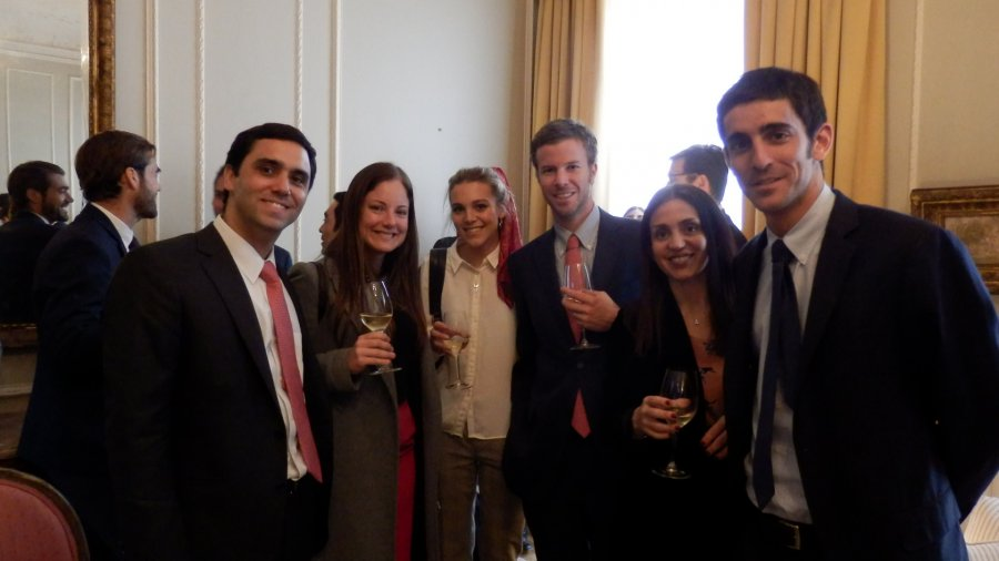 Alumnos del MFI asistieron a seminario internacional en el London School of Economics
