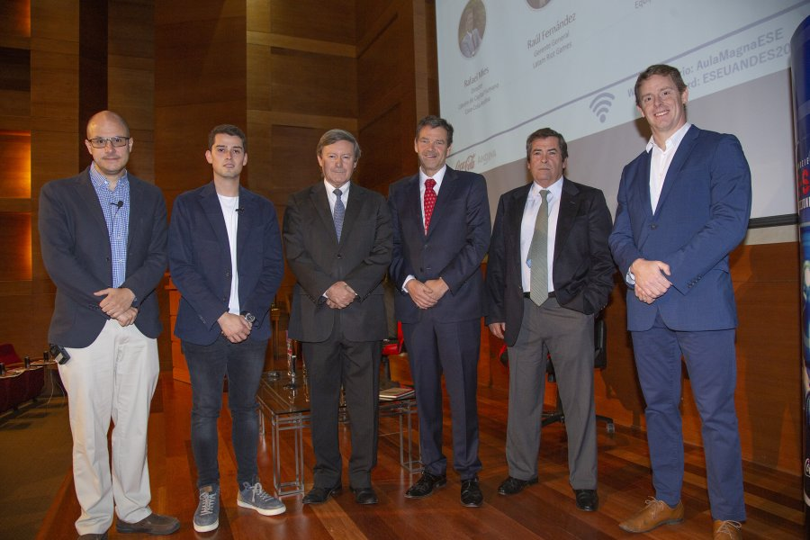 "ESE Business School realizó seminario ""E-Sports: descubre una industria que entrega lecciones ""out of the box"""""