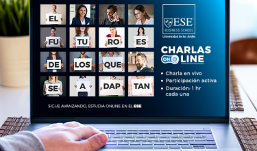 ESE Business School realizó charla online: